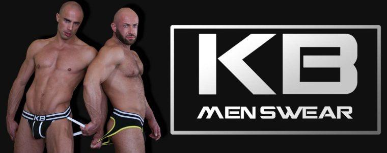 KB Menswear backless jockstrap men thongs