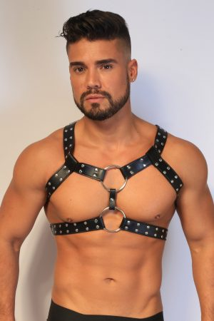 Kristen Bjorn Leather Harness