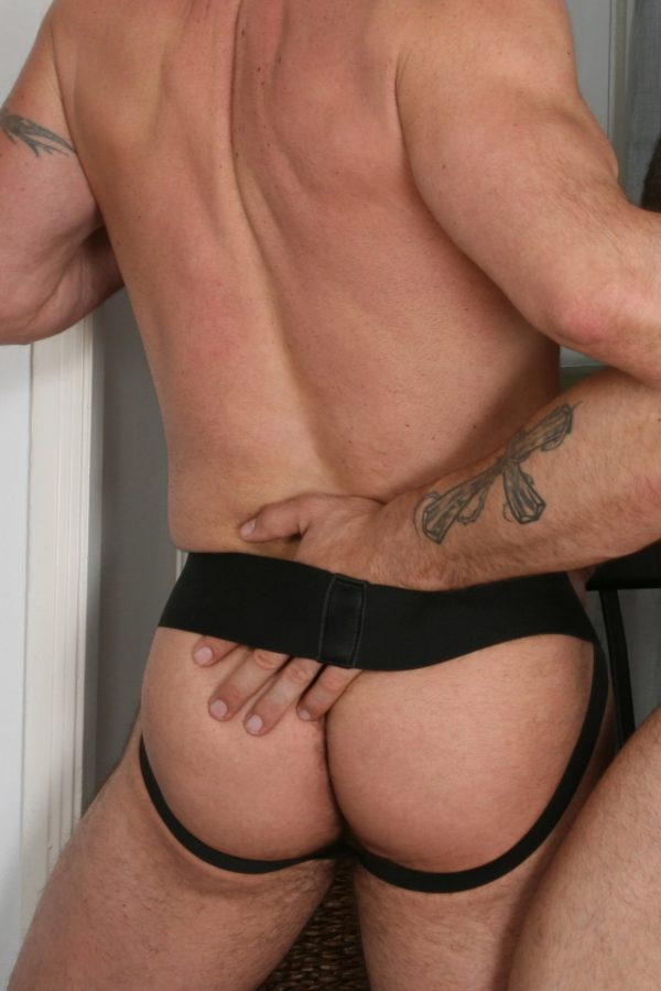 KB Leather Jockstrap