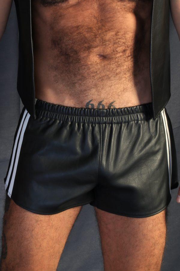 KB Leather Short