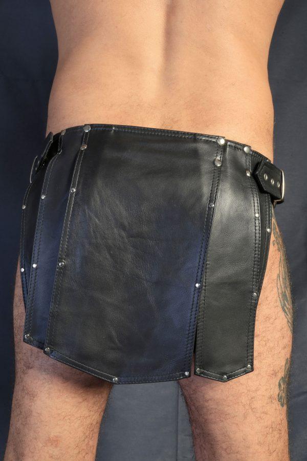 KB Leather Kilt I