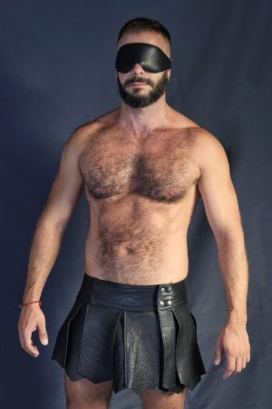 KB Leather Kilt II