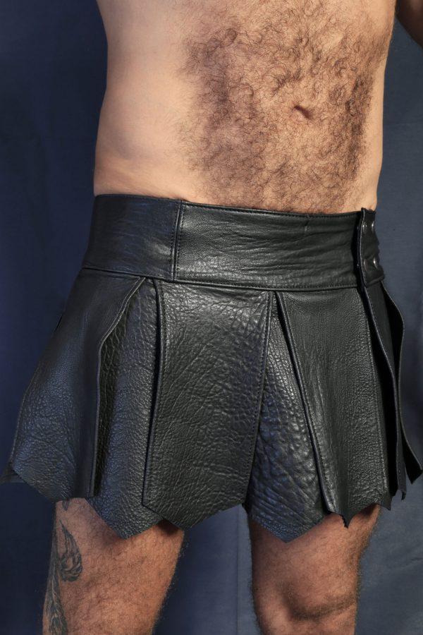 KB Leather Kilt II
