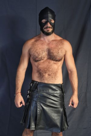 KB Leather Kilt III