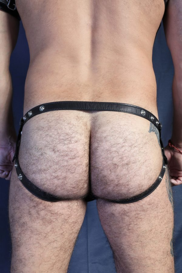 KB Leather Jockstrap II