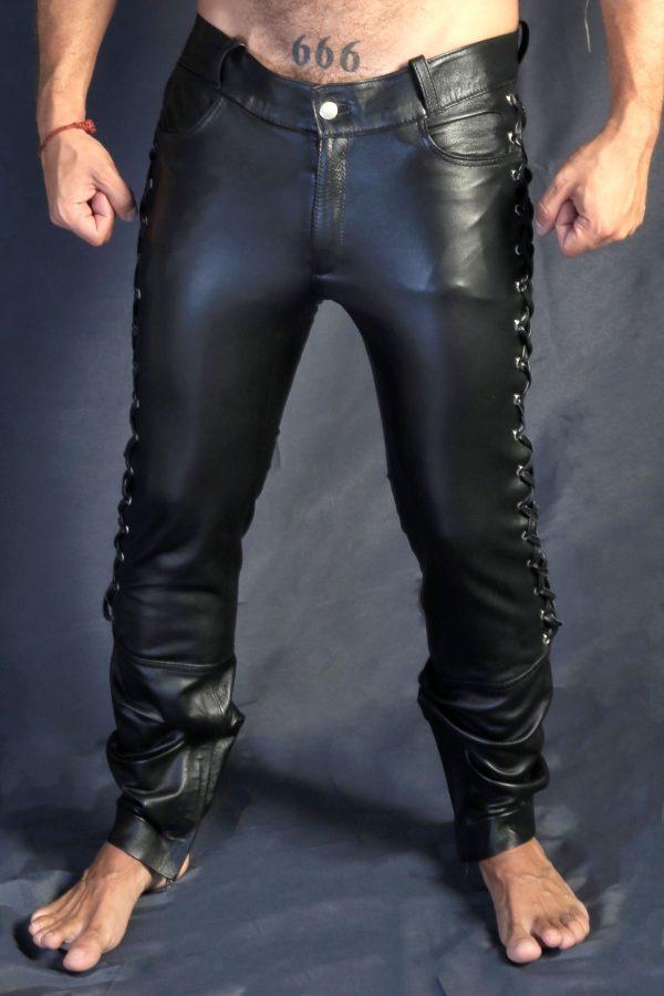 KB Leather Pants
