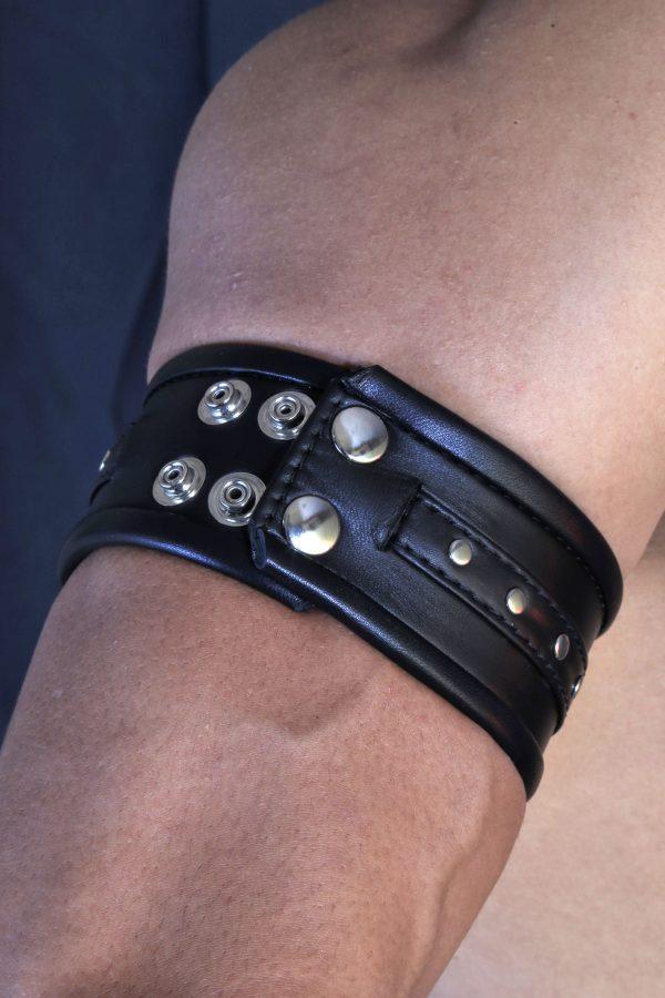 KB Armband Black Santiago Rodriguez