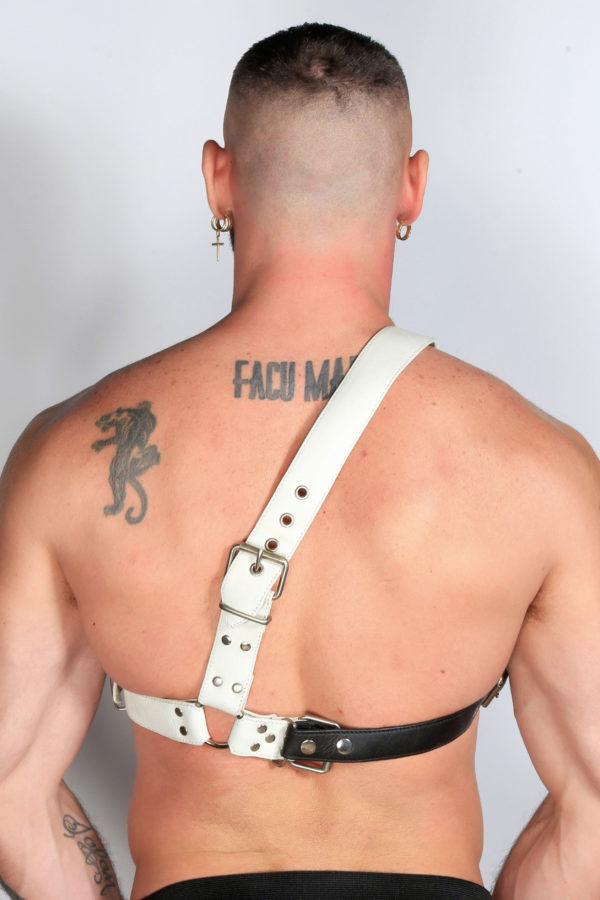 Kristen Bjorn Half Leather Harness