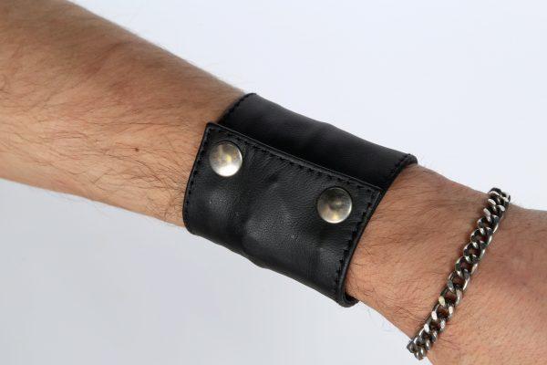 Kristen Bjorn Zip Wallet Wristband