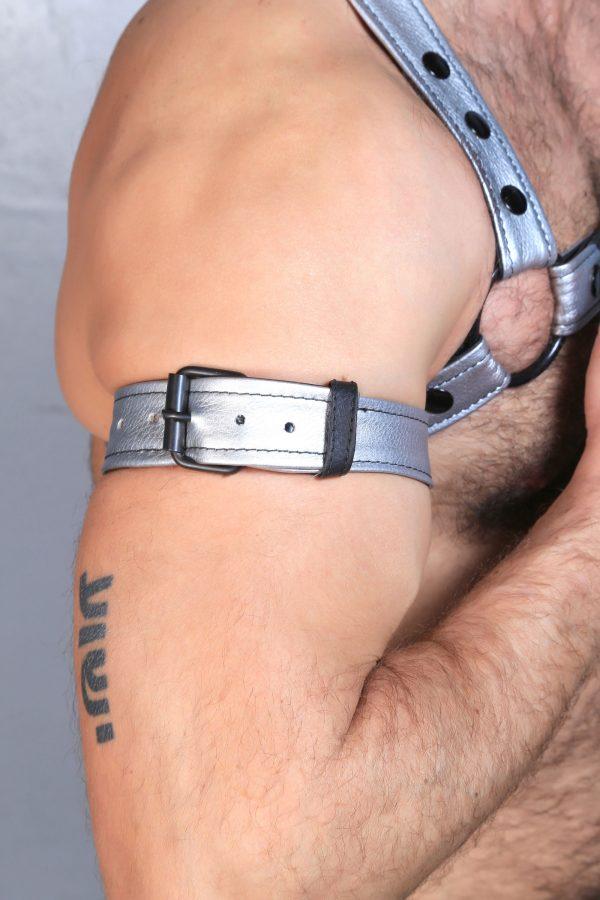 Kristen Bjorn Silver Armband